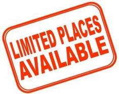 limited places