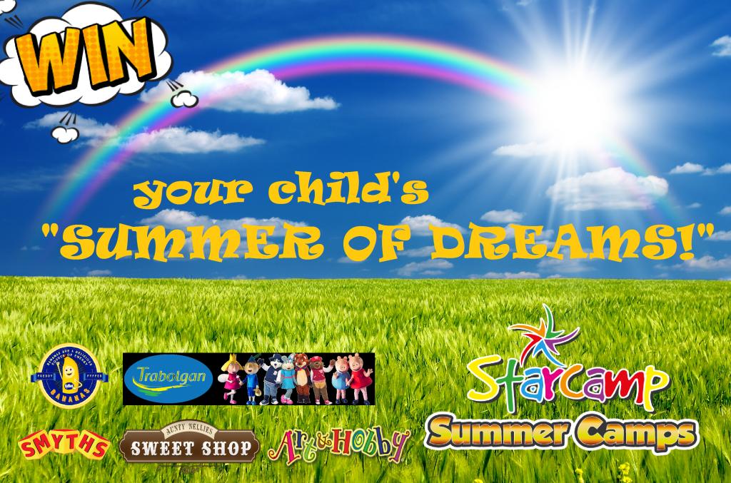 Summer of Dreams - Sponsors