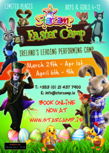 Easter Camps Ireland